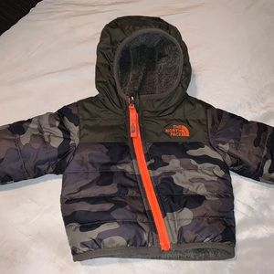 3-6 MONTH THE NORTH FACE WINTER JACKET